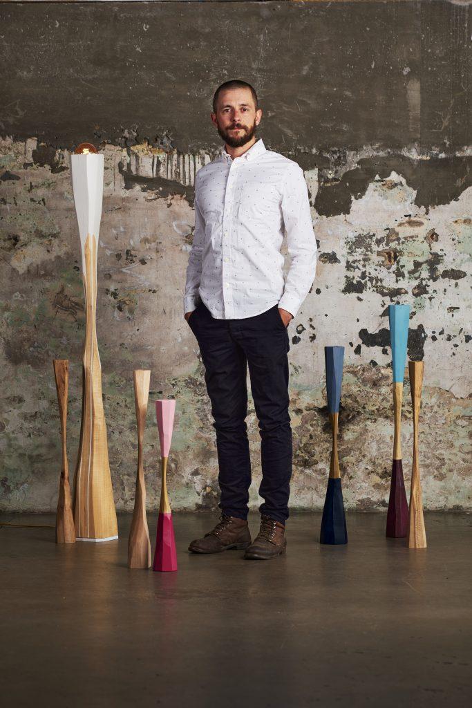 Joshua Storey of Bapo Designs